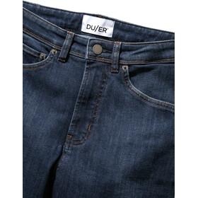 DUER Performance Denim Pantaloni a vita alta skinny Donna, blu